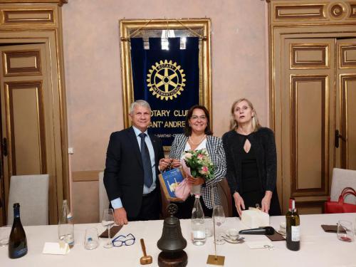 Relatrice Dott.sa Sandra Del Piccolo